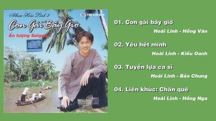 CD Hoài Linh - Con gái bây giờ