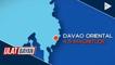 4.9 magnitude na lindol, tumama sa Davao Oriental kaninang umaga