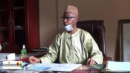 Le maire de la commune de Dixinn  Mamadou Samba sur la création de l'agence de financement des collectivités