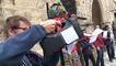 Antiracisme à Coutances : quand Didi prend la parole