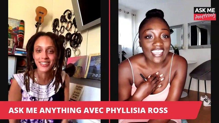 Black Lives Matter : Phyllisia ROSS reprend What's Going de Marvin Gaye