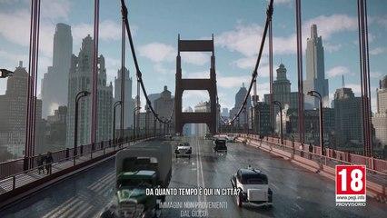 Mafia: Definitive Edition - Trailer Storia - SUB ITA