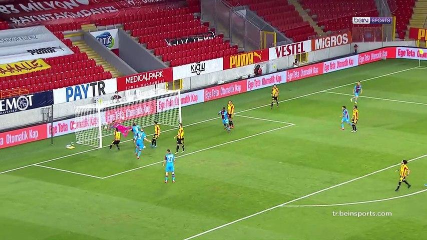 Goztepe vs Trabzonspor (1-3) ~ All Goals & Full Highlights ~ 12/06/2020 [HD]