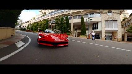 Le Grand-Rendez Vous, Ferrari y Charles Leclerc a tope por las calles de Mónaco