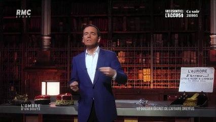 L'OMBRE D'UN DOUTE - LE DOSSIER SECRET DE L'AFFAIRE DREYFUS