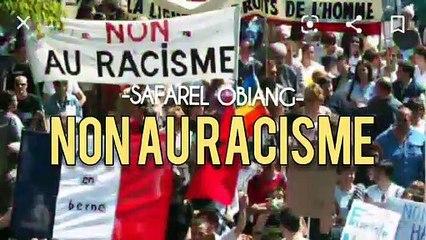 SAFAREL OBIANG NON AU RACISME