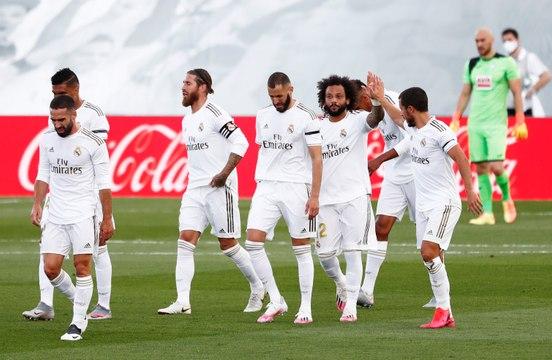 Liga : Le Real ne lâche pas le Barça