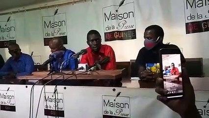Sekou Koundouno annonce qu'il ne sera jamais militant d'un parti politique
