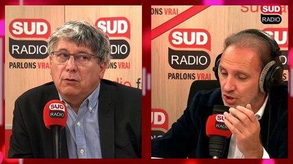 Eric Coquerel - L'invit� politique Lundi 15 juin