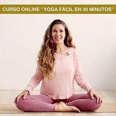 Curso online en la Escuela CuerpoMente 'Yoga fácil en 30 minutos'