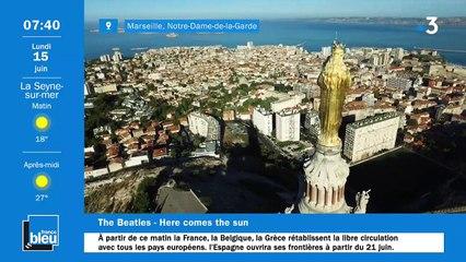 La matinale de France Bleu Provence du 15/06/2020