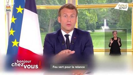 Hervé Morin - Public Sénat lundi 15 juin 2020