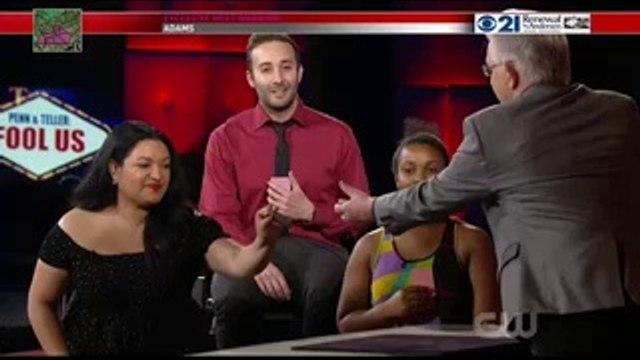 Penn & Teller: Fool Us Season 7 Episode 3 : HD TV Series