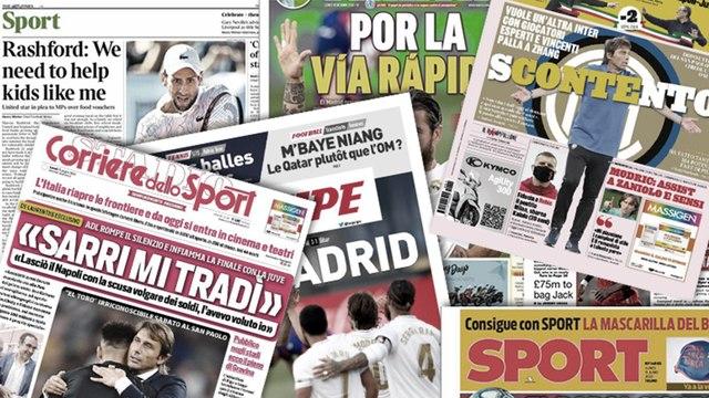 Manchester United prêt à mettre 83 M€ sur la table sur une pépite, la demande d'Antonio Conte à l'Inter pour le mercato