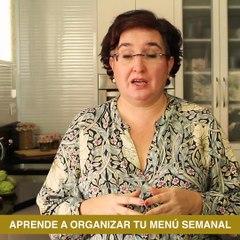 Curso online Escuela CuerpoMente 'Cómo organizar un menú semanal saludable'
