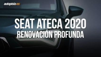 Seat Ateca 2020: el SUV compacto español se actualiza
