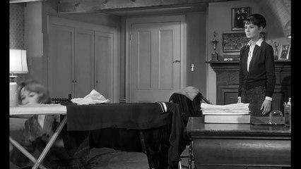 LA RUMEUR Film (1961) - Extrait avec Audrey Hepburn et Shirley MacLaine - Dispute