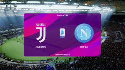 Juventus vs Napoli – ⚽ Coppa Italia Final 2020  - CPU Prediction