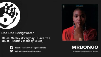 Dee Dee Bridgewater - Blues Medley (Everyday I Have The Blues / Stormy Monday Blues)