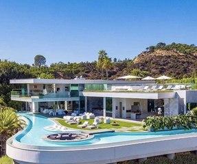 L'hallucinante maison à 52M$ de LeBron James à Hollywood
