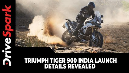 Triumph Tiger 900 India Launch Details Revealed | Expected Price, Specs & Features Explained