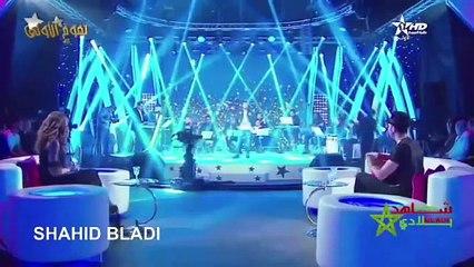 Zouhair Bahaoui - Désolé (Live Nojoum Al Oula)   (زهير بهاوي - ديزولي (سهرة نجوم الأولى