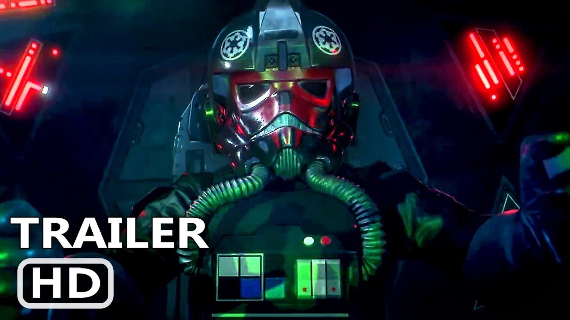 STAR WARS SQUADRONS Official Trailer
