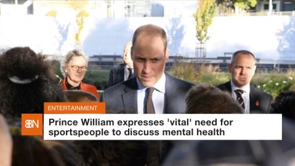Prince William Expands On Mental Health Message