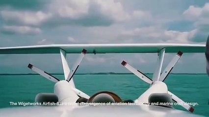 Le bateau volant