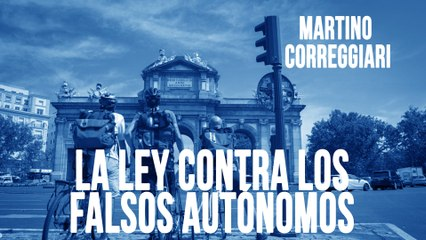 Entrevista a Martino Correggiari, de Riders x Derechos Madrid y 'La Pájara'