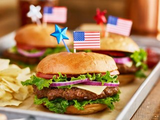 These Buns Are a Tasty Way to Make 4th of July a Touch Healthier