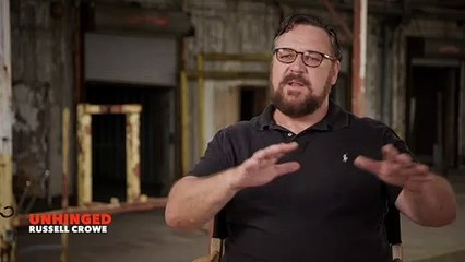 UNHINGED Interview with RUSSELL CROWE