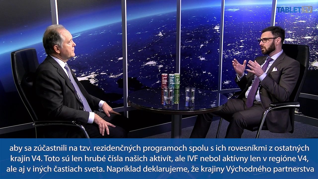 Riaditeľ Vyšehradského fondu: Prefinancovali sme projekty za viac ako 95 miliónov eur