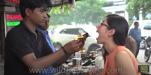 Fire Paan - New Indian fad