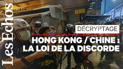 Hong Kong / Chine : pourquoi les manifestants ne décolèrent pas