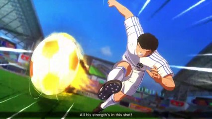 First Look - Captain Tsubasa Rise of New Champions