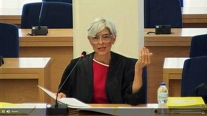Olga Tubau deixa retratats els fiscals del cas Trapero