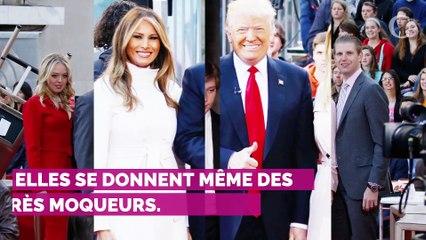Melania Trump : ce surnom trouvé par sa belle-fille Ivanka pour se moquer d'elle