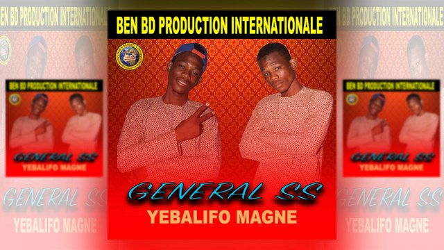General Ss - Ye Bali Fo Magne - General Ss