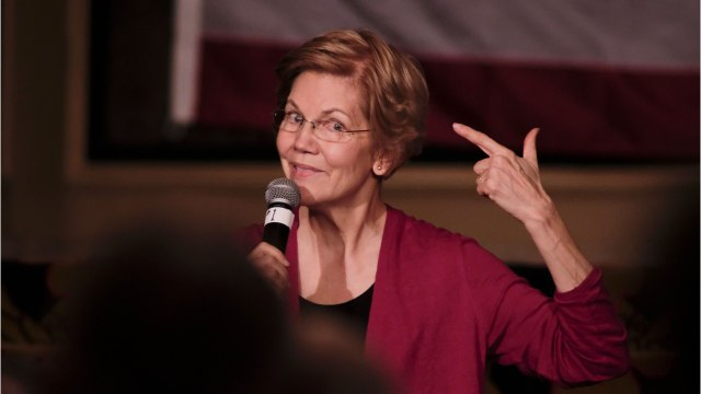 Warren Campaign For Veep Spot