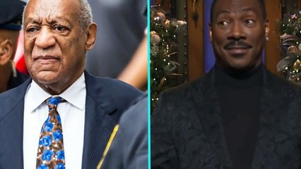 Bill Cosby Slams Eddie Murphy's 'SNL' Joke As He Calls Him A Hollywood Slave.