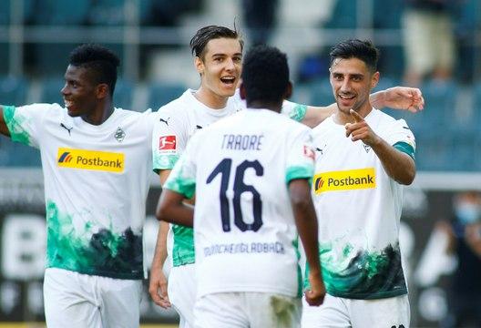 Bundesliga - Même sans Français, M'Gladbach dévore Wolfsburg