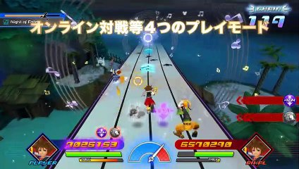 Kingdom Hearts: Melody of Memory - Trailer d'annuncio