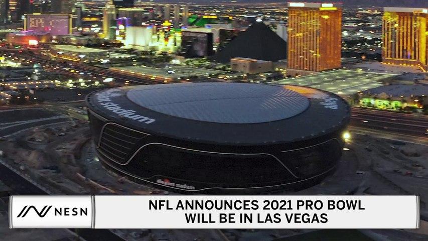 Las Vegas To Host NFL Pro Bowl In 2021