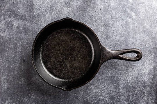 How to Clean Your Cast-Iron Skillet Without Breaking It