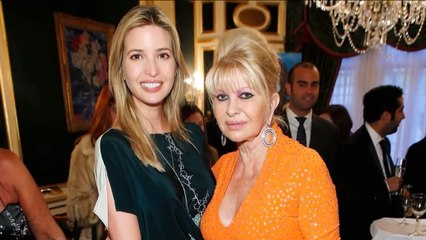 The Truth About Ivanka Trump and Ivana Trump Relationship 2020