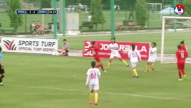 Highlights | PP Hà Nam I - PP Hà Nam II | 11 bàn thắng và 2 siêu phẩm mãn nhãn | VFF Channel