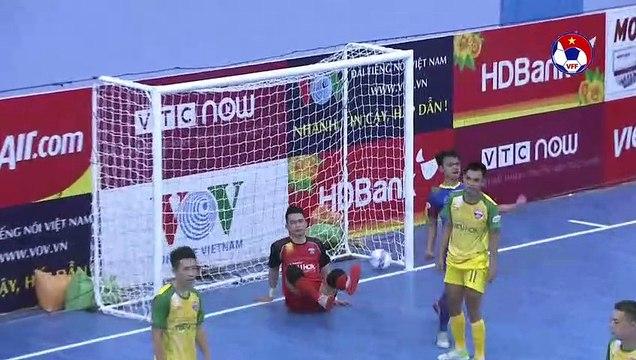 Highlights | Đà Nẵng - Quảng Nam | Futsal HDBank VĐQG 2020 | VFF Channel