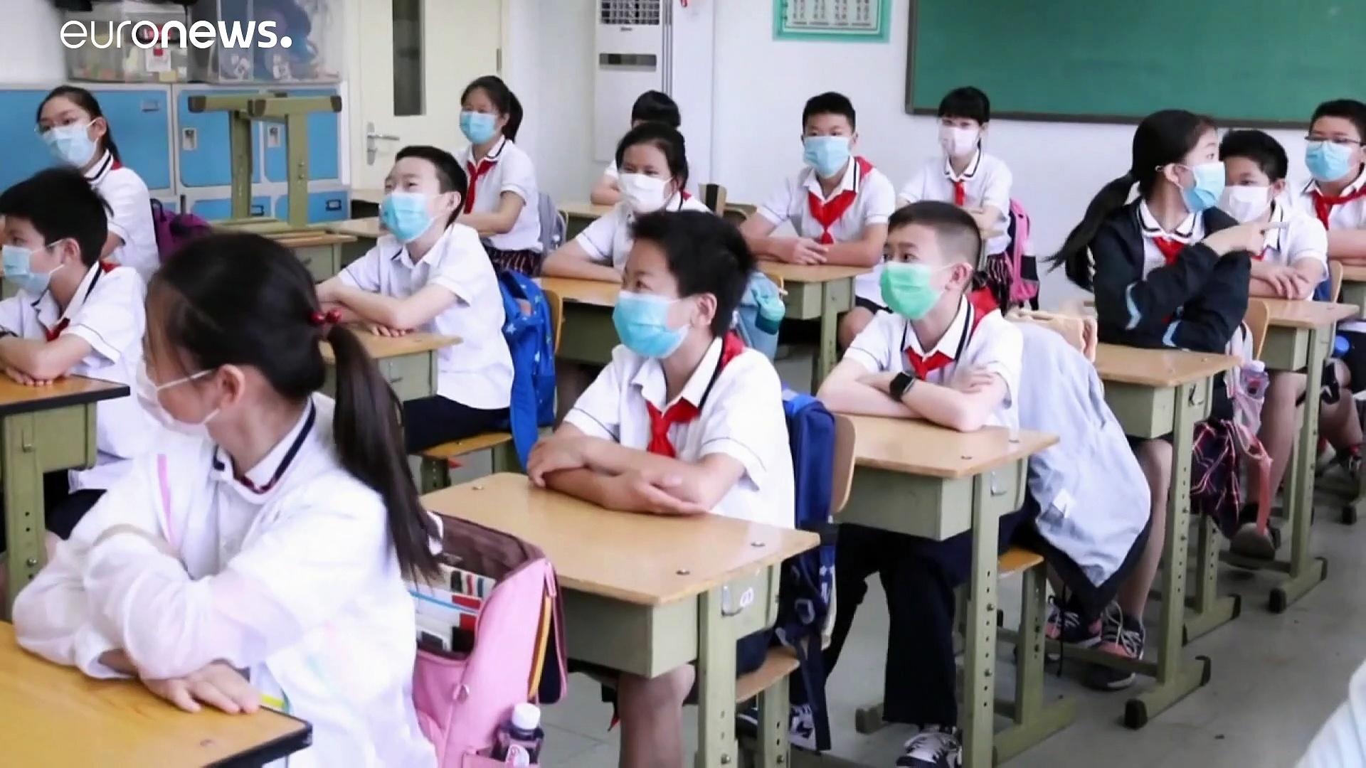 Novo surto de coronavírus na China preocupa a OMS