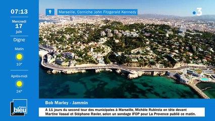 La matinale de France Bleu Provence du 17/06/2020